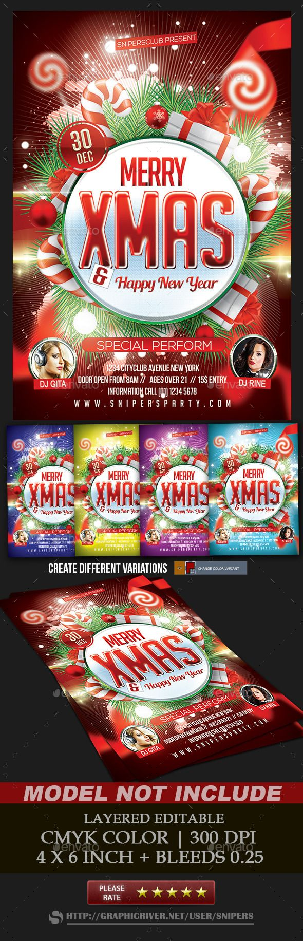 best images about merry christmas flyer template merry xmas party flyer