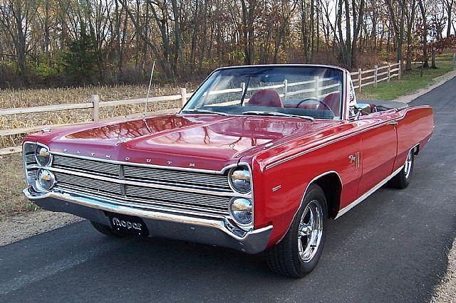 1967 Plymouth Fury III