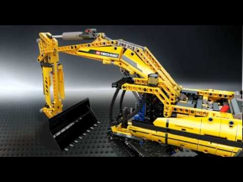 Lego 8043 Motorized Excavator Lego Technic 8043 Motorized