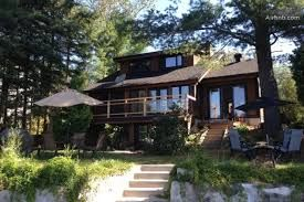 modern logwood house - Google Search