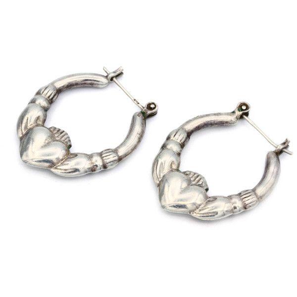 Best 25 Heart shaped earrings ideas on Pinterest