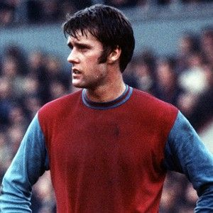 my favorite soocer player, when he was with the seattle sounders in the 70's  Geoff Hurst