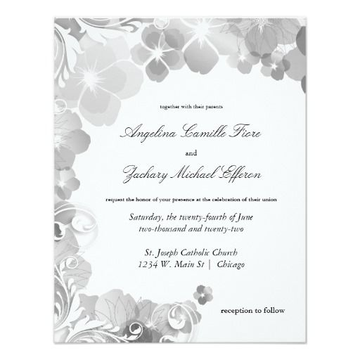 Best Formal Wedding Invitations Images On   Formal