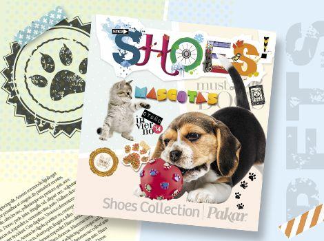 Catálogo mascotas Shoes Collection Pakar otoño invierno 2014.