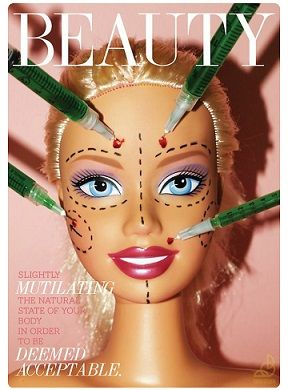 Today's entry is aboutthe affect media has on beauty ideals and the unrealistic expectation it forces upon women and girls. Something we have been so inundated with that often times we fail …