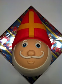 Traktaties & Taarten: Sinterklaas taart 3D