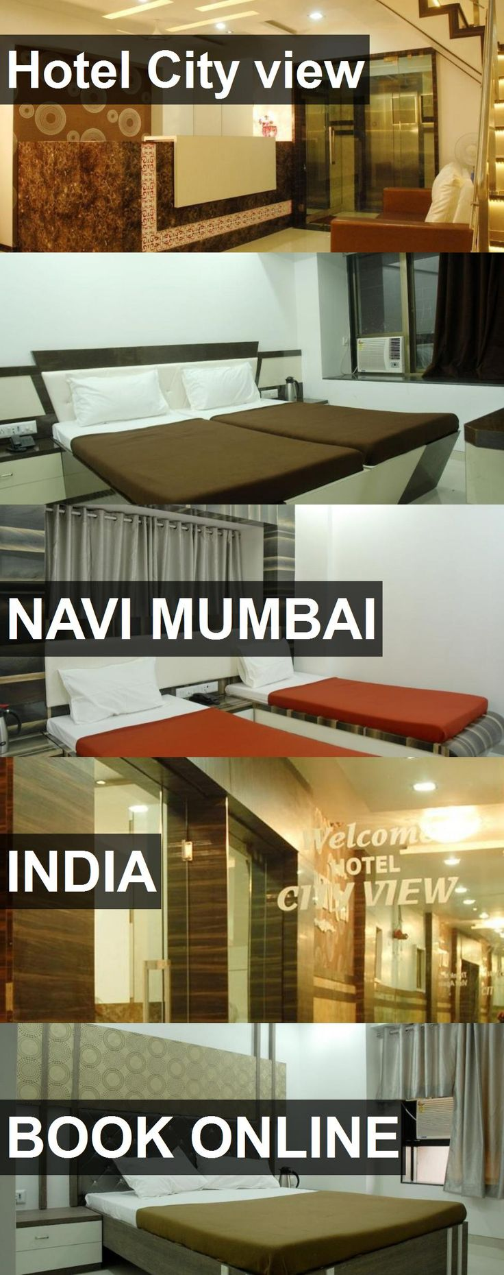 Hotel City view in Navi Mumbai, India. For more information, photos, reviews and best prices please follow the link. #India #NaviMumbai #travel #vacation #hotel