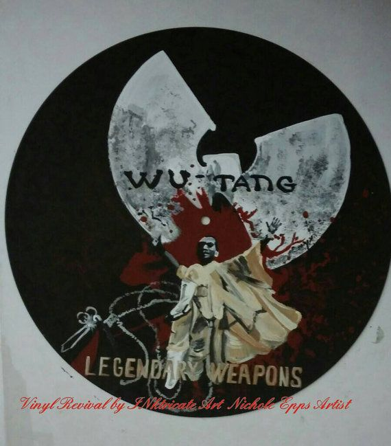 Check out this item in my Etsy shop https://www.etsy.com/listing/499810119/legendary-weapons-wu-tang