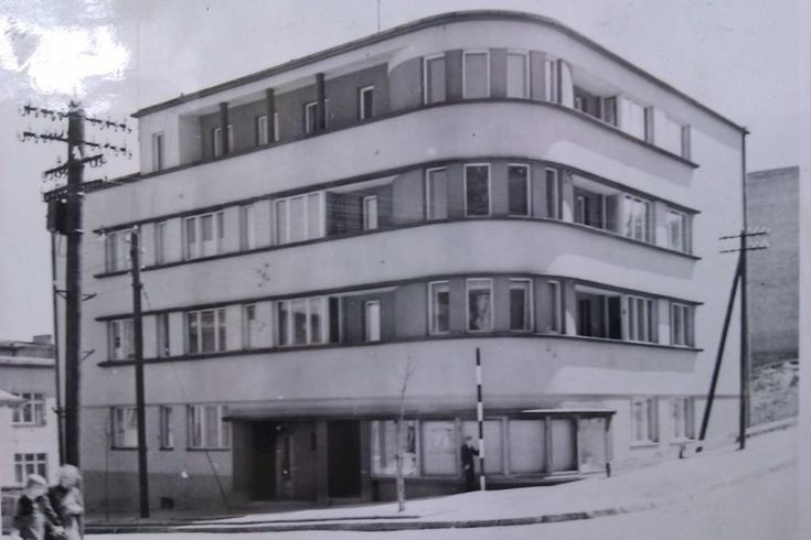 Dom czynszowy Bronisławy i Antoniego Konopków, ul. Słupecka 9