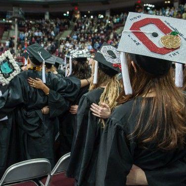 #OSU graduates | Graduation Cap Decorations | Pinterest