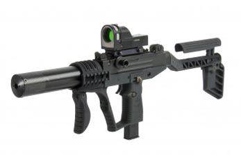 The IWI Uzi Pro Submachine Gun | Gunalizer