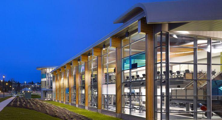 Cloverdale Recreation Centre, Surrey, BC - CEI Architecture