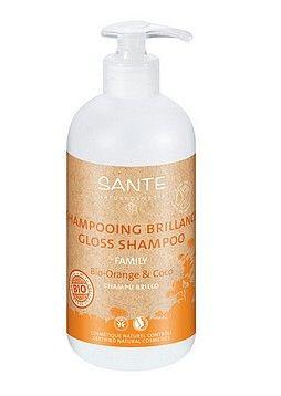 BIO Appelsiini & Kookos koko perheen shampoo 500 ml 12.90€