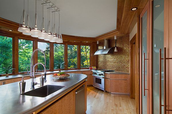 Best 25 Large Kitchen Design Ideas On Pinterest