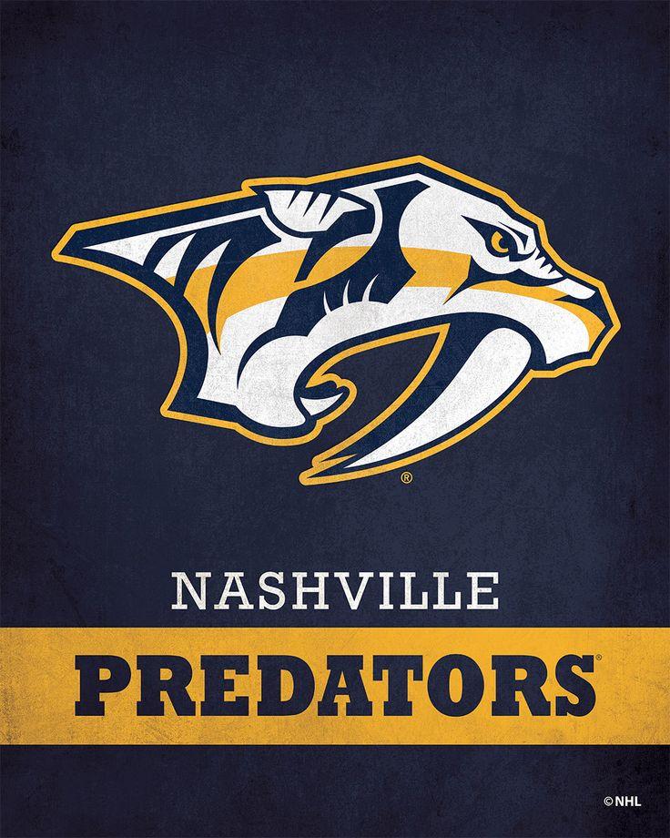 Nashville Predators Pride Logo Predator, Nashville, Nhl