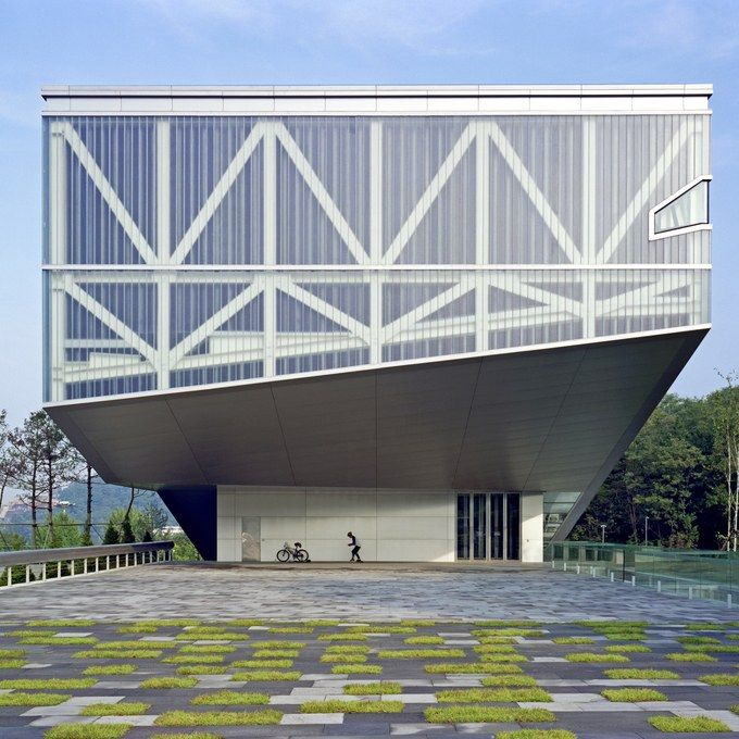 Rem Koolhaas architecture -  SEOUL NATIONAL MUSEUM OF ART, SEOUL, SOUTH KOREA (=)