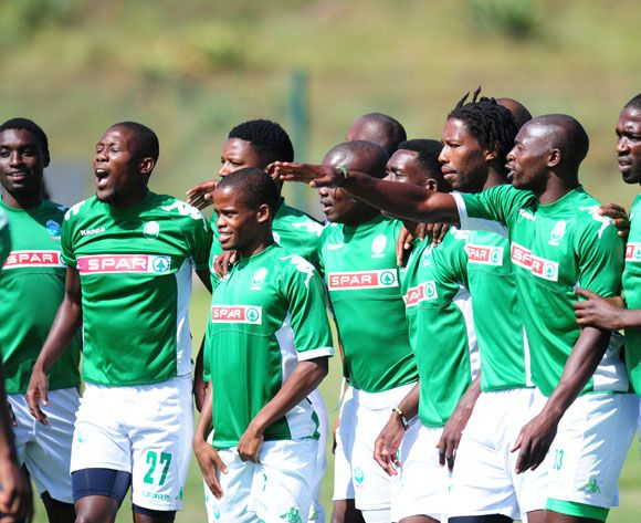 AmaZulu report back to training