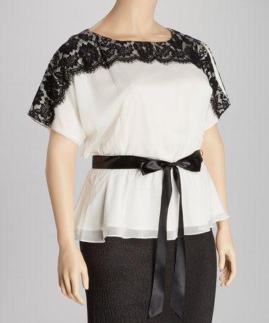 H m plus lace dress 6390