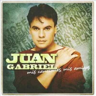 Juan Gabriel - MIS CANCIONES, MIS AMIGOS, is a unique tribute album, where the inspiration of Juan Gabriel, one of Mexico's most prolific contemporary singer, songwriters emerges in his charismatic vo