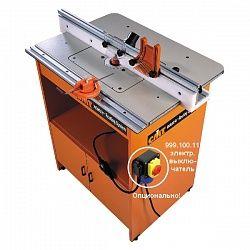 Фрезерный индустриальный стол CMT fz600x600