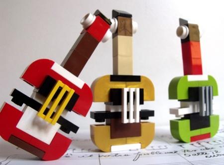 Spille Lego