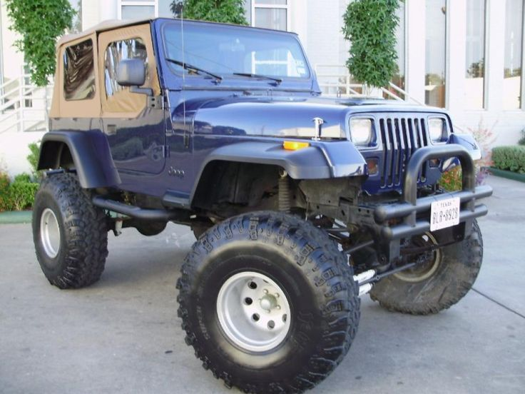 1989 Jeep Wrangler Specs - http://www.daniilmove.com/2015-07-11/1989-jeep-wrangler-specs.html : #Jeep 1989 Jeep Wrangler – It keeps to the previous model tradition in having two engines available. The 2.5 liter I4and 4.2 liter 6 cylinder are really good in performance.  Just like the previous models, the Jeep Wrangler 1989 has two available transmissions. A 5 speed manual and a 3 speed automatic ...