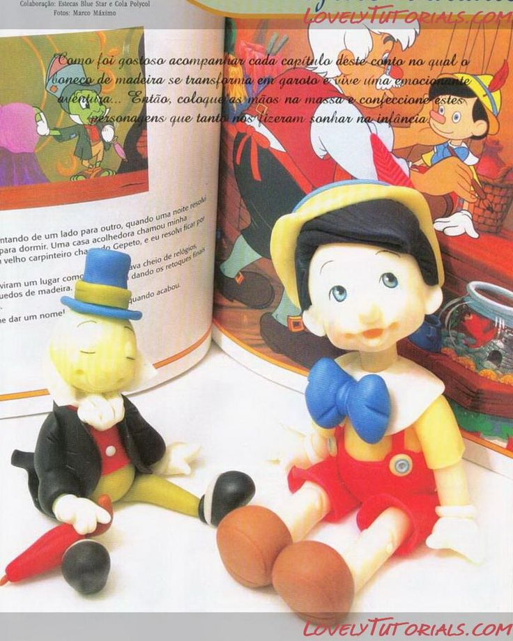 Cake Decorating Cricket Figures : 17 Best images about Pinocchio on Pinterest Disney ...