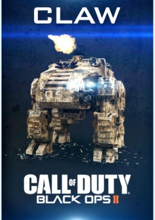 Claw cod black ops 2 is going to be boss!