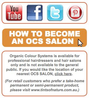 Organic Colour Systems Salons are located Australia-wide.