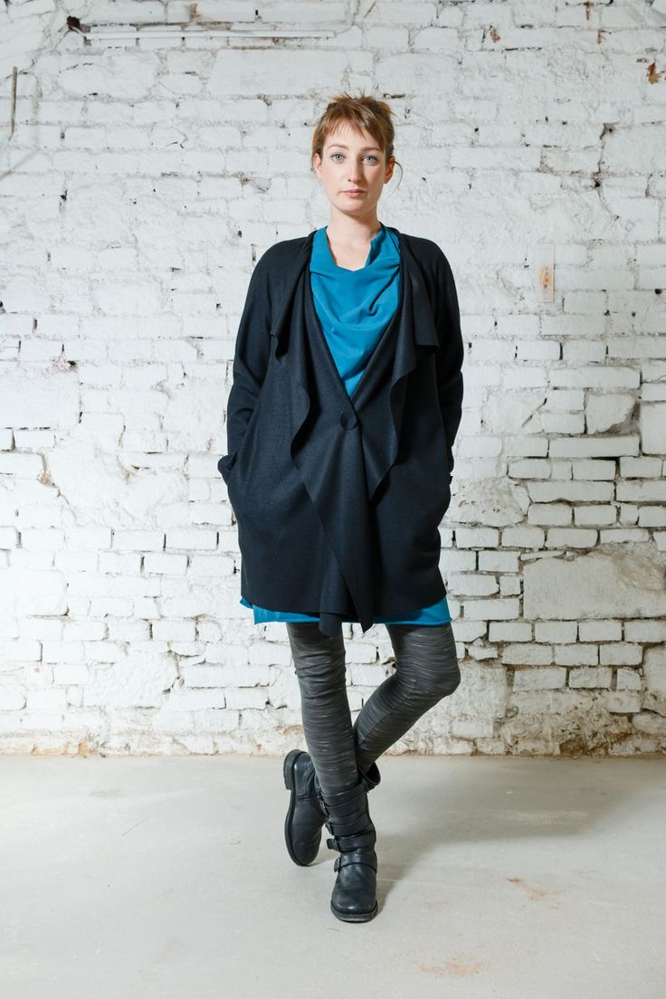 Cardigan Only Black via DIBA se DIVA. Click on the image to see more!