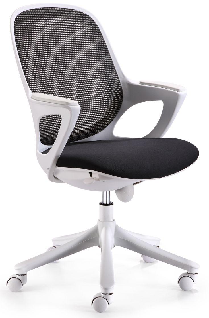 Profi-Bürostuhl A057, Chefsessel Drehstuhl, Textil, Kabelmechanik