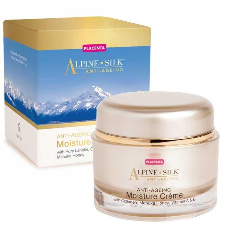Alpine Silk Anti-Ageing Moisture Creme