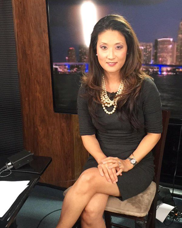 Katie Phang On Newscasters Newscaster Shirts Dresses