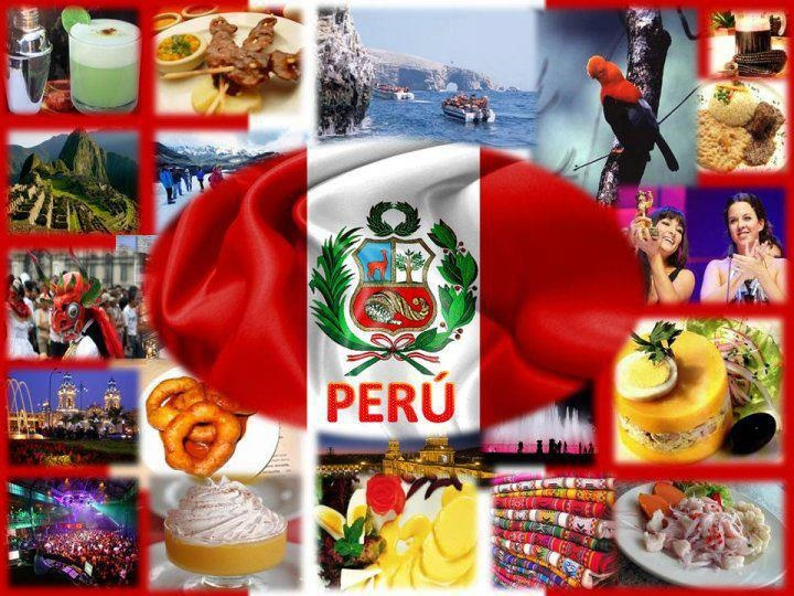 Felices Fiestas Patrias Peru!!!   Happy Independence Day Peru ♥