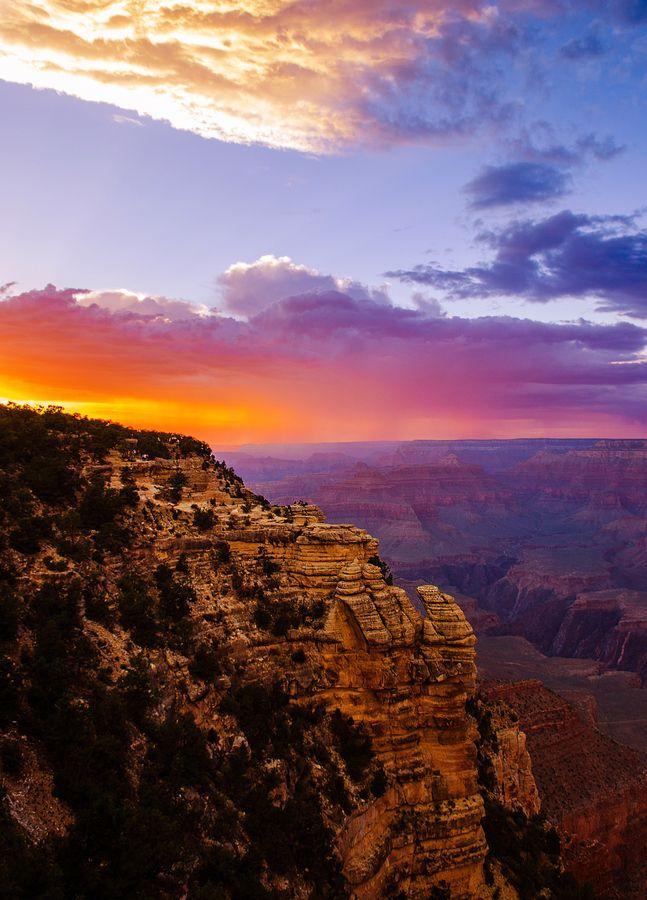 Grand Canyon National Park - Arizona, USA