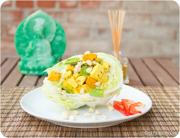 Mango Tofu Curry!! | Tofu | Pinterest