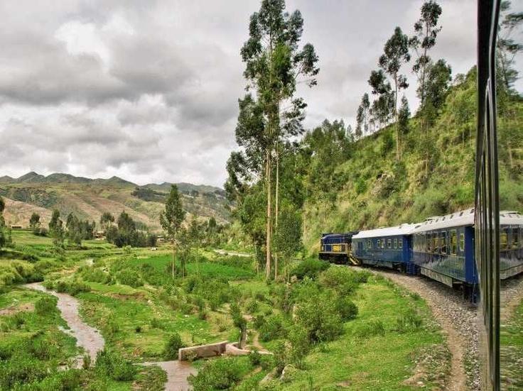 Skip The Hike And Take A Luxury Train Straight To Machu Picchu