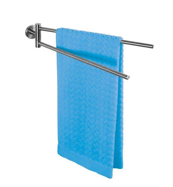 Handtuchhalter Mit 2 Armen Bosio Handtuchhalter Halte Durch