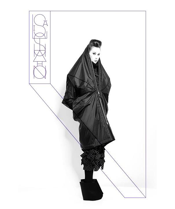 LTVs, Lancia TrendVisions, Lisa Shahno, The Iteration: 2Dayslook Black, Black Coats, Fractals Design, Lisa Shahno, Iters Ii, Fashionphoto Inspiration, Squares Black, Black Jacketcoat, Blackest Black