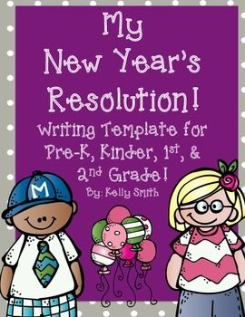 classroom new year templates