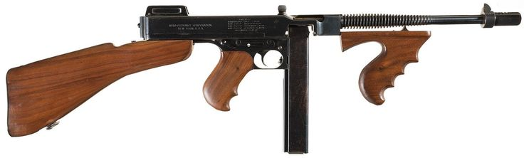 "Extremely Rare Colt/Auto-Ordnance Class III/NFA Model 1927AC ""Semi-Automatic"" Only Thompson Submachine Gun"