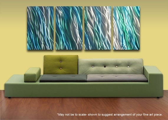 10 best Reception Area art images on Pinterest | Abstract metal wall ...