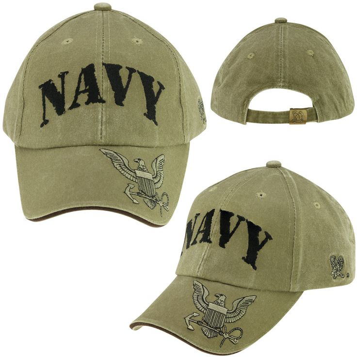 U.S.+Navy+Emblem+Cap+at+The+Veterans+Site