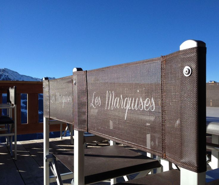 Les Marquises is a fantastic mountain restaurant in Sainte Foy!  Enjoy delicious menus whilst admiring the breathtaking panoramic views of Mont Pourri and the Glacier of Thuria. We highly recommend their hot chocolate!