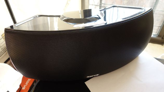 IRL: Trading in the Sonos Play:3 for Korus' V600 and V400 wireless speakers