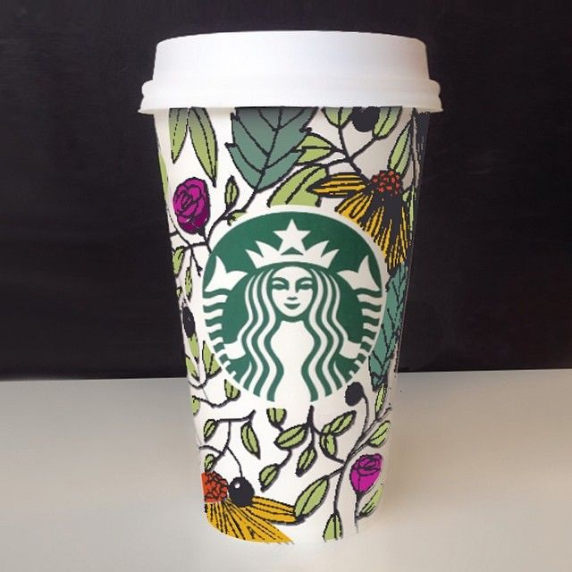 Art by patricia_zapata. #WhiteCupContest