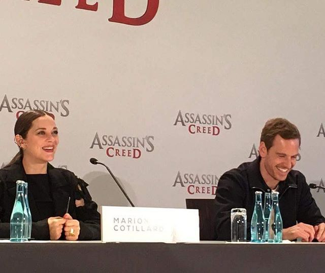 Michael Fassbender and Marion Cotillard today in Berlin, Germany  #michaelfassbender #fassy #irish #german #hunger #shame  #12yearsaslave #inglouriosbastards #prometheus #xmen #janeeyre #assassinscreed #stevejobs #frank #thecouncelor #best #handsome #theone #fassbender #blueeyes #british #macbeth #goldenglobes #oscar #bafta #volpi #thelightbetweenoceans #trespassagainstus