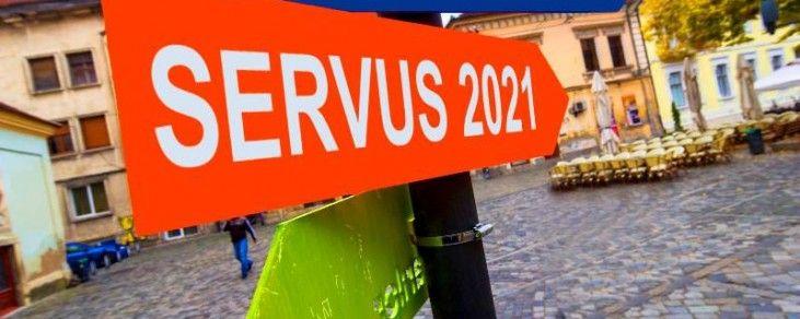 Identitate vizuală : Cluj-Napoca 2021 – Capitală Culturală Europeană