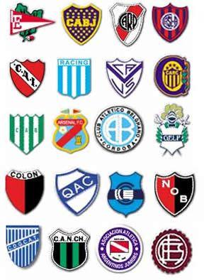 17 best escudos futbol images on Pinterest  Soccer teams Sports