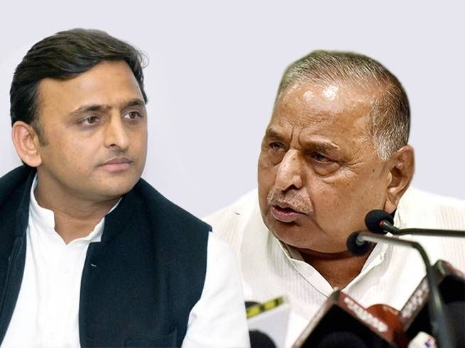 Samajwadi Party feud: 10 recent developments- The Times of India